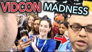 Download I DIDN'T GET KICKED OUT OF VIDCON *not clickbait* | Simply Nailogical goes to VidCon 2017 Video
