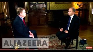 Download Talk to Al Jazeera - Obama adviser: China is more of a threat than Russia Video