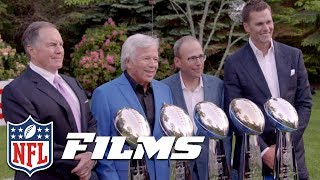 Download Katie Nolan Gives an Inside Look Into the Patriots Super Bowl 51 Ring Ceremony | NFL Films Presents Video