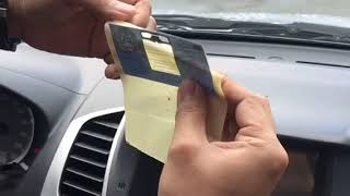 Download LTO: How to install RFID third plate sticker Video