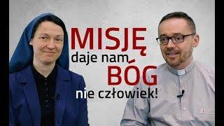 Download Bóg daje nam misję, nie człowiek! /s. Judyta Pudełko, o. Piotr Kropisz, odc. 16 Łk 3; 21-22/ Video