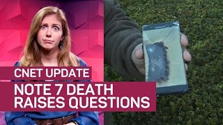 Download Death of Samsung's Note 7 leaves unanswered questions (CNET Update) Video