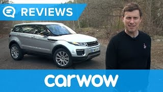 Download Range Rover Evoque SUV 2017 review | Mat Watson Reviews Video