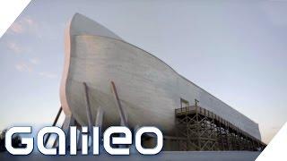 Download 100 Millionen Dollar teure Arche der Kreationisten - Was soll das? | Galileo | ProSieben Video
