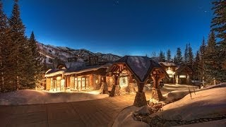 Download Prized Canyons Equestrian & Ski Property in Park City, Utah Video