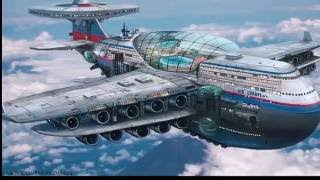 Download Future aeroplane technology Video