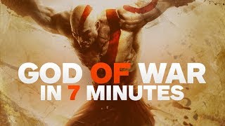 Download God of War's Story in 7 Minutes (2018) Video