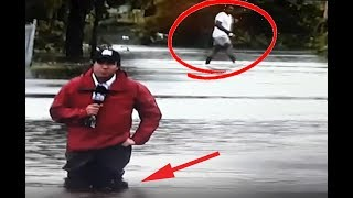 Download Fake Hurricane & Flood Reported on The Weather Channel! This is Crazy! Video