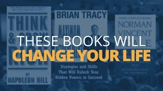Download 3 Books That Will Change Your Life - Top Personal Development Books Video