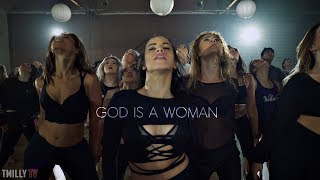 Download Ariana Grande - God is a woman - Dance Choreography by Jojo Gomez ft Kaycee Rice - #TMillyTV Video
