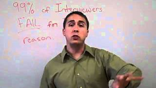 Download 99% of Interviews FAIL for THIS Reason Video