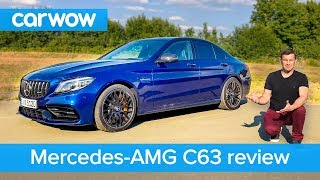 Download Mercedes-AMG C63 S 2019 review - see how quick it can get to 60mph | carwow Video