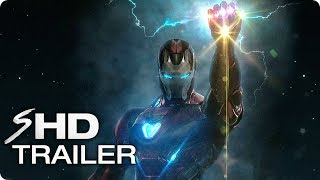 Download AVENGERS 4 (2019) ″The End Game″ – MCU Tribute Trailer Video