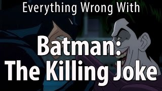 Download Everything Wrong With Batman: The Killing Joke Video