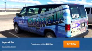 Download How to drive to Grand Canyon Skywalk from Las Vegas Video