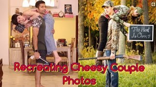 Download Recreating Cheesy Couples Pictures! Video