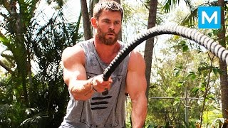 Download Insane THOR's Workout - Chris Hemsworth | Muscle Madness Video