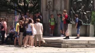 Download Ukraińskie dzieci zwiedzały Dolny Śląsk Video
