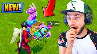 Download NEW RAREST CHEST *FOUND* in Fortnite: Battle Royale! (LLAMA LOOT) Video