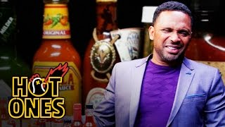 Download Mike Epps Gets Crushed by Spicy Wings | Hot Ones Video