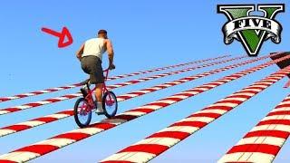 Download GTA V Online: A RETA ″SLOW DOWN″ muito ÉPICA DE BMX!!! Video