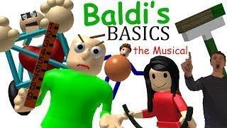 Download Baldi Basic The musical Versión (ROBLOX) Video