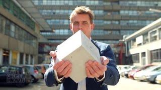 Download Biologist creates 'Self-Healing' Concrete Video