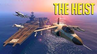 Download [GTA 5] The Hydra Heist! w/ Bazza & Tyrodin Video
