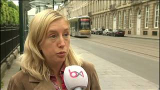 Download Perturbations à la Stib le jour de la manifestation nationale du 24/05/2016 Video