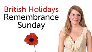 Download British Holidays - Remembrance Day Video