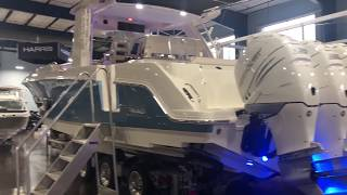 Download 2018 Boston Whaler 420 Outrage Boat For Sale at MarineMax Clearwater Video