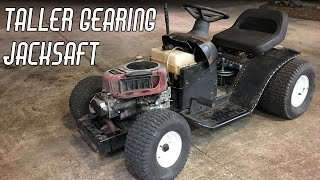 Download Racing Mower Pt. 5: Even More Speed & Jackshaft Video