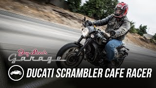 Download 2017 Ducati Scrambler Cafe Racer - Jay Leno's Garage Video