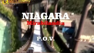Download Mirabilandia: NIAGARA (POV) Onride Video