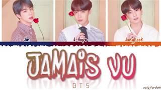 Download BTS (방탄소년단) - 'JAMAIS VU' Lyrics [Color Coded Han Rom Eng] Video
