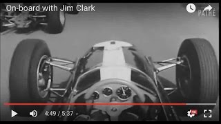 Download On-board with Jim Clark - Brands Hatch Video