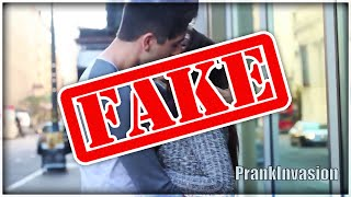Download ARE THESE KISSING PRANKS FAKE??? Video