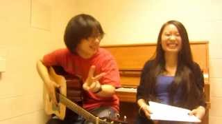Download Gala 《Young For you》+ AKB48 《Heavy Rotation》 cover by Sai & Hanjing Video