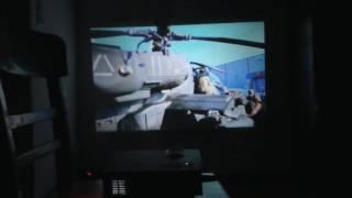 Download Test projektor Unic UC40 full HD Video test sprawdzenie w praktyce /taki jak w Biedronce Video