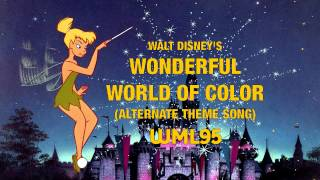 Download Walt Disney's Wonderful World of Color: Alternate Theme Song Video