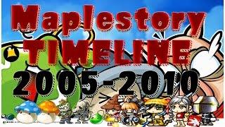 Download Maplestory: 2005-2010 Timeline (WARNING: NOSTALGIA) Video