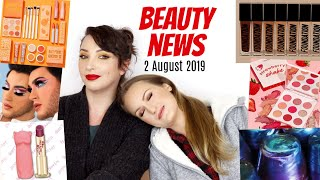 Download BEAUTY NEWS - 2 August 2019 | Makeup coming out the wazoo! Video