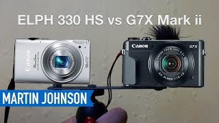 Download Canon G7X Mark ii vs Canon Elph 330HS | Is it worth the upgrade? Video