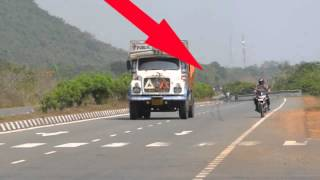 Download Real Ghost Caught on Camera at NH 10, India Scary Ghost Video Video