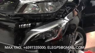 Download W176 2016 FL LED High Performance Headlights Retrofit Video