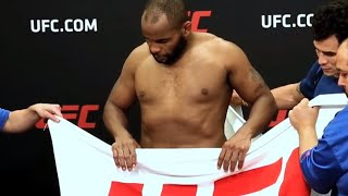 Download UFC 210 Official Weigh Ins - Daniel Cormier vs Anthony Johnson Video