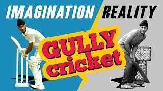 Download Gully Cricket : Imagination vs Reality Video
