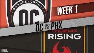 Download Orange County SC vs Phoenix Rising FC: March 17, 2018 Video