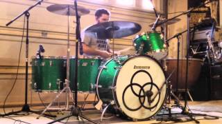 Download Led Zeppelin - Since I've Been Loving You (BBC Sessions) w/o Music - Drum Cover Video