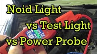 Download Fuel Injector Testing: Noid Light vs Power Probe vs Test Light (Honda) Video